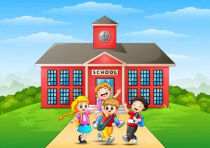 bambini-davanti-scuola